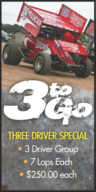 Sippel Racin', the Open Wheel Driving School and the Rent a